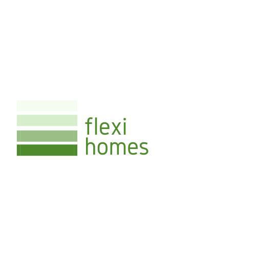 flexihomes logo zelene