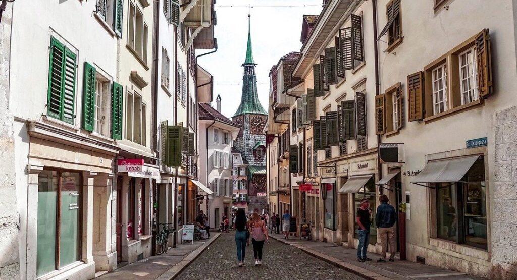 working permits Switzerland